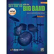 Sittin' in with the Big Band, Vol 1: Drums, Book & CD [With CD]