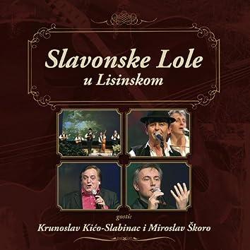 Slavonske Lole u Lisinskom -Slavonske Lole (Live)