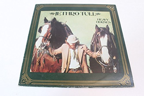 Unbekannt Jethro Tull Heavy Horses 1978LP Vinilo Chrysalis 6307622(CHR 1175)