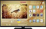 TELEFUNKEN C55U446A LED-TV 140cm 55 Zoll EEK A+ (A++ - E) DVB-T2, DVB-C, DVB-S, UHD, Smart TV, WLAN,