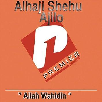 Allah Wahidin