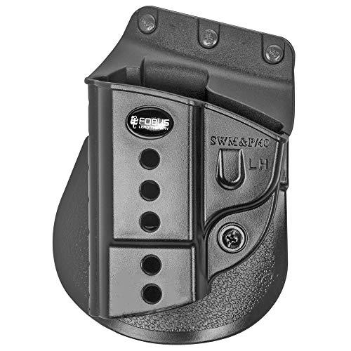 Fobus E2 Pdl S&W MP 9mm .40 .45 LH Black
