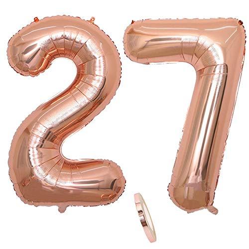 Striscione metallizzato rosa per il 13 compleanno Unique Party