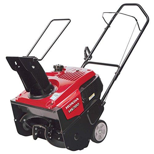 "Honda Power Equipment HS720AMA 20"" 187cc Single-Stage Snow Blower"