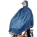 sorliva Mantella Impermeabile, Poncho Impermeabile,Giacche Impermeabile con Visiera,Giacche Resistenti all acqua,Giacche per Bicicletta, Moto, Motolino,Coperta Impermeabile per Moto