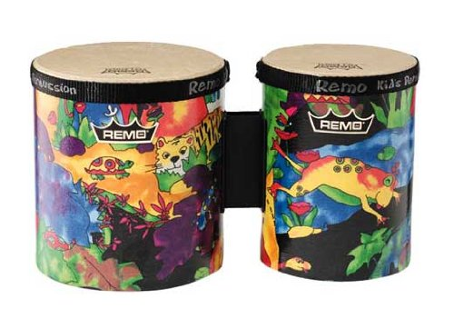 Remo KD 5400 01 Kids Percussion Bongo