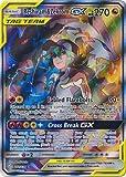 Reshiram & Zekrom Tag Team GX - 222/236 - Full Art - Cosmic Eclipse