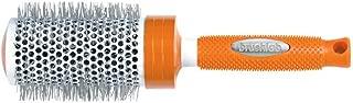 Brushlab Fresh Orange Ceramic Thermal Nylon Bristle Large Hair Brush