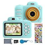 ERAY Appareil Photo Enfants, Caméra Numérique pour Enfants 8MP 1080P HD Photo &...