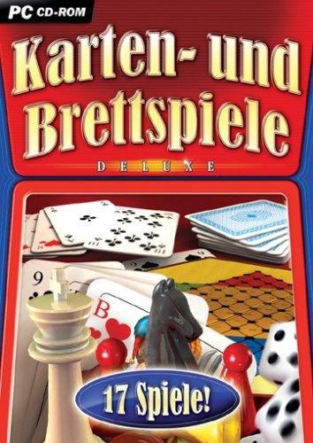 Karten- und Brettspiele Deluxe