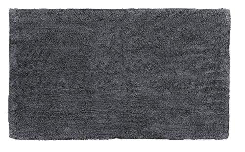 Blomus Twin Badematte, Baumwolle, Magnet, 60 x 100 cm