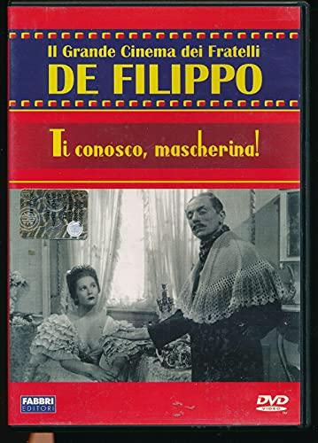 EBOND Ti Conosco, Mascherina! DVD