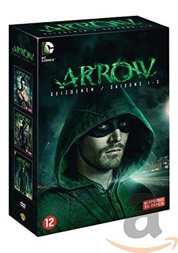 Arrow - Saison 1 + 2 + 3 - version longue