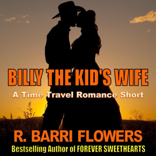 Billy the Kid's Wife audiobook cover art