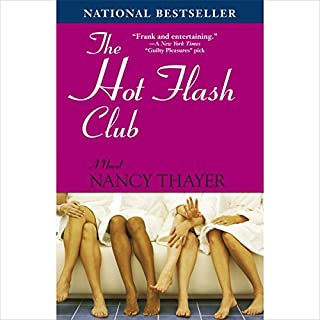 The Hot Flash Club audiobook cover art