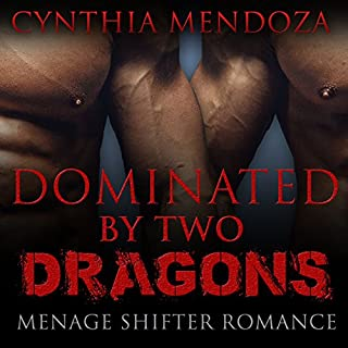 Dominated by Two Dragons audiobook cover art