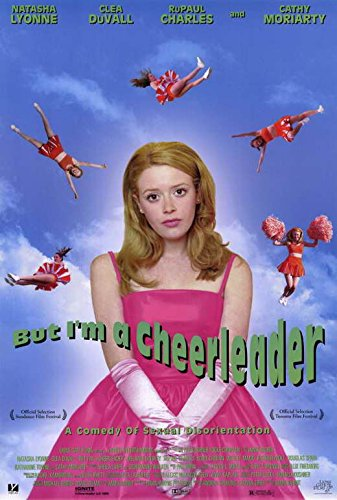 But I'm a Cheerleader Poster Movie (11 x 17 Inches - 28cm x 44cm) (1999)