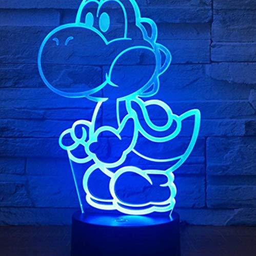 Acryl Neuheit Weihnachten Beleuchtung Geschenk RGB Touch Remote Controller Spielzeug