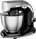 Bomann Extra Strong Stand Mixer with Bowl, 1000 Watt
