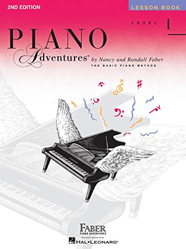 Level 1 - Lesson Book: Piano Adventures