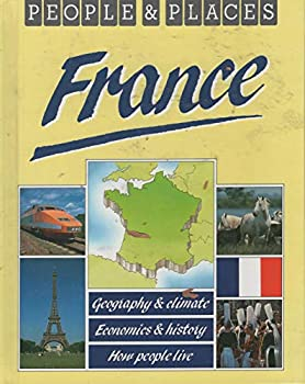 France (People and Places) 0382095057 Book Cover