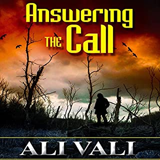 Answering the Call audiobook cover art