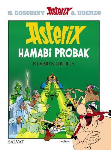 Asterix Hamabi Probak / the Twelve Tasks of Asterix