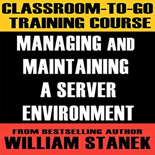 Classroom-To-Go Training Course for Managing and Maintaining a Server Environment cover art