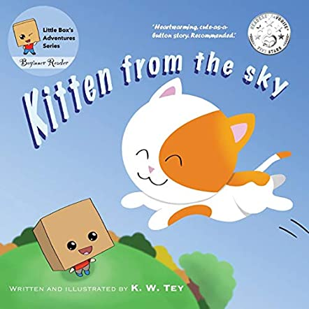 Kitten From the Sky