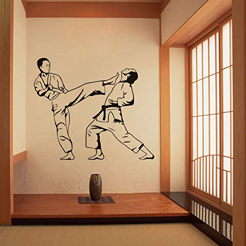 CDNY Kung Fu Learning marcial Arts Pattern vinilos Decorativos Ebay Papel Pintado Decorativo vinilos Decorativos 57x67cm