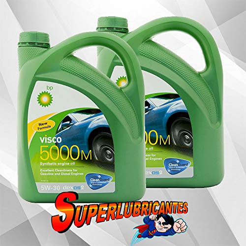 BP Visco 5000M 5W30 2x4L(8Litros)