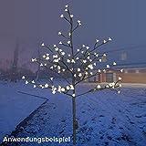 Led de Árbol en Flor 150Cm 96Ledes