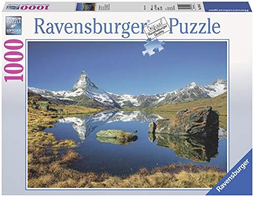 Ravensburger 19054 - Blick aufs Matterhorn - 1000 Teile Puzzle