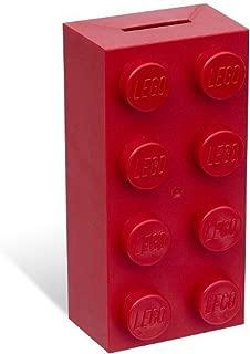 lego brick coin bank
