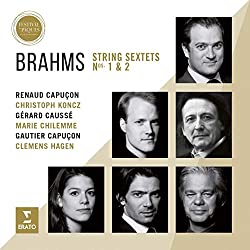 Brahms: String Sextets Nos. 1 & 2 - Live from Aix Easter Festival 2016