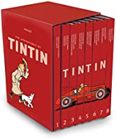 The Tintin Collection (The Adventures of Tintin - Compact Editions)