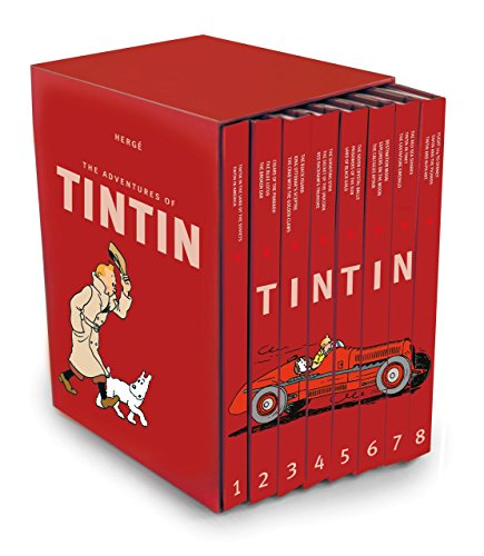 The Tintin Collection (The Adventures of Tintin – Compact Editions)