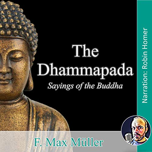 『The Dhammapada: Sayings of the Buddha』のカバーアート