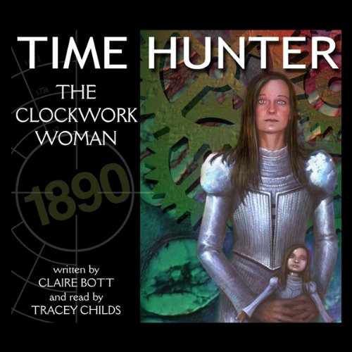 The Clockwork Woman cover art