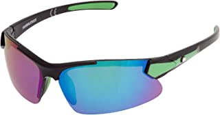 Youth Sports Baseball Sunglasses 100% UV Poly Lens...