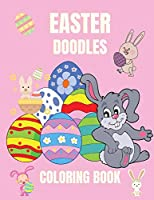 Easter Doodles Coloring Book