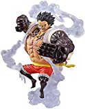 PRVQL Doll One Piece King of Artist The Bound Man PVC Figure - 5 5 Inches High (Non-Original Version) SX0621