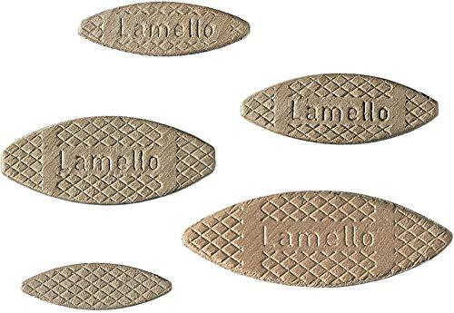 Holzverbindungsplättchen Gr. 0 a 1000 Lamello