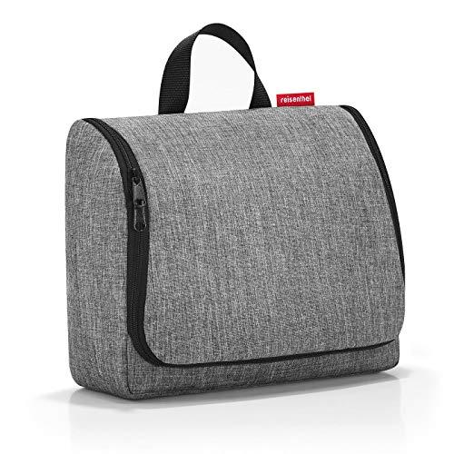 Reisenthel toiletbag XL Twist Silver Kulturtasche, 59 cm, 4L, Twist Silver