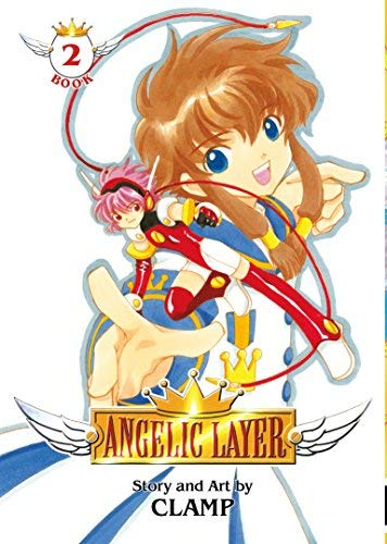 Angelic Layer Volume 2 (Angelic Layer (Dark Horse Manga)) by Clamp (2013-04-09)