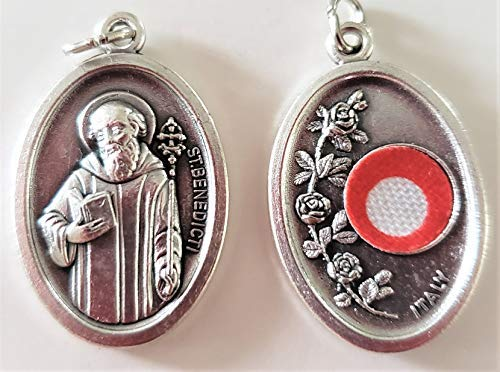 St. Benedict Relic Medal