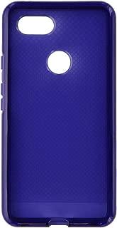 Tech21 Evo Check Series Gel Case for Google Pixel 3 XL - Ultra Violet Purple
