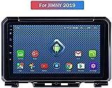 GPS Auto Navigation, 4G LTE Android 8.0 Funk All Netcom GPS-Navigation 9 Zoll 2019 Suzuki Bluetooth-USB-WiFi-Unterstützung 1080P SWC, Lenkrad-Steuerung,W-LAN, 1 + 16g,10,1 Zoll