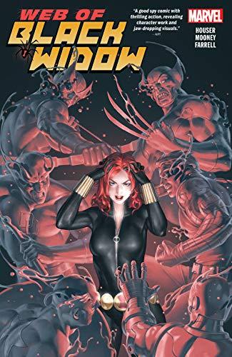 The Web Of Black Widow (The Web Of Black Widow (2019-2020)) (English Edition)