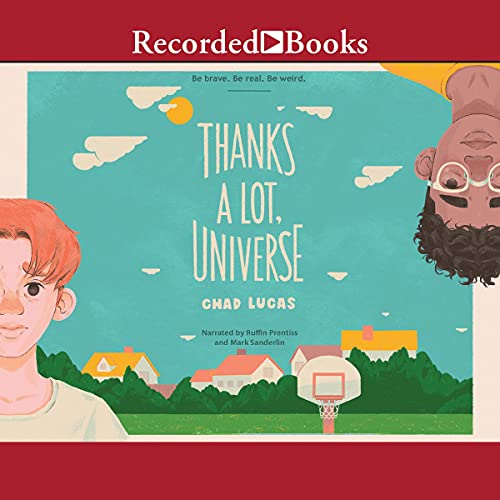 Thanks a Lot, Universe cover art